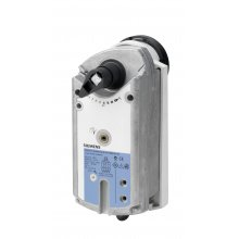 Rotary actuator for ball valves with spring-return, AC/DC 24 V, 2-position, 7 Nm, 90/15 s