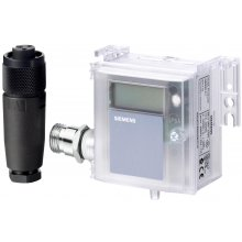 Air duct differential pressure sensor with display, 0&#133,100 Pa, calibration certificate