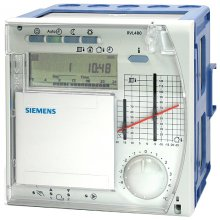 Heating controller for 1 heating circuit or boiler temperature control