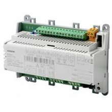 I/O block with KNX PL-Link for use with a PXC3.E7.. series room automation station