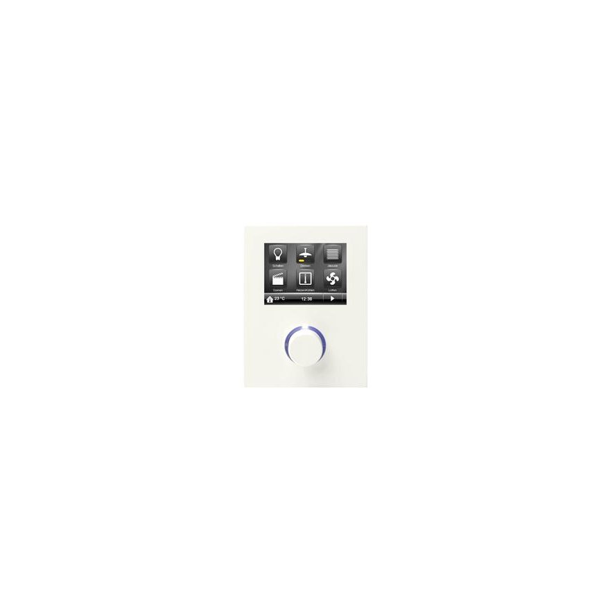 room controller contouch incl bus coupling unit. Black Bedroom Furniture Sets. Home Design Ideas